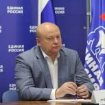 Герой России поздравил рязанцев с Днем России
