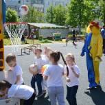 В Тейкове открылась новая спортивно-игровая площадка в рамках регионального партпроекта «Детский спорт 37»