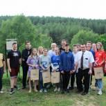 В Пензе «Единая Россия» провела экологическую акцию «Зеленый мир»