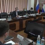 Владимиру Солодову представили проекты победителей предварительного голосования «Единой России»