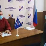 Депутаты облдумы проводят личные приемы в муниципалитетах