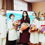 Ольга Швецова вручила областные награды тюменским врачам