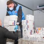 Одинцовские добровольцы подводят итоги года работы Волонтерского центра