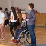 Бочча - игра доступная всем: в Бийске прошли соревнования инваспортсменов