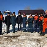 Волонтеры-единороссы организовали для школьников урок безопасности на водных объектах