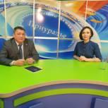 Сергей Ямкин ответил на вопросы ямальцев