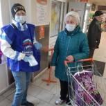 Волонтеры Терского района делают добрые дела по зову сердца