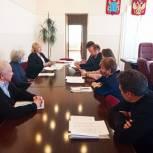 В Балаково намерены обсудить ремонт спортзала местного ДК с юными спортсменами и их родителями