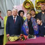 В Спасске чествовали участницу Великой Отечественной войны