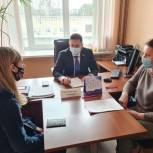 Вячеслав Петров поможет семье погорельцев