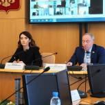 Депутаты обсудили, как добиться демографического роста в Тюменской области