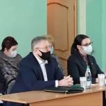 Пострадавшим в результате ЧС жителям Скопинского района разъяснили порядок выплаты компенсаций