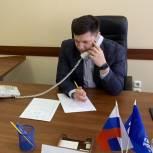 Александр Бондаренко ответил на вопросы жителей Ленинского района
