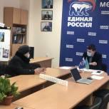 Илья Дильман провел прием граждан по вопросам ЖКХ