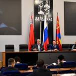 Депутаты Балашихи обсудили подготовку к предварительному голосованию «Единой России»