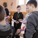 Леонид Пронин подарил воспитанникам шумерлинской хоккейной школы новую игровую форму