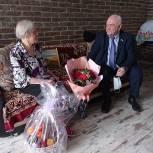 Депутаты «Единой России» продолжают поздравлять томичек с Международным женским днем