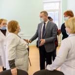 Вячеслав Фомичев обсудил с врачами поликлиники №3 в Балашихе проведение капитального ремонта учреждения
