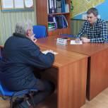 Вопросы капитального ремонта обсудили на приеме граждан в Волжском районе
