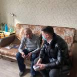 Александр Бондаренко принял участие во всероссийской акции «Телефон фронтовикам»