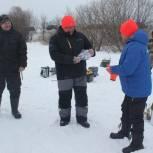 Рыболовный турнир в Чучкове провели при поддержке «Единой России»