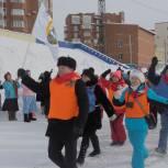 Ветераны Перми провели культурно-спортивный праздник