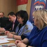 В Лобне прошел круглый стол по реализации партийного проекта «Локомотивы роста»