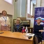 Единороссы посетили детскую школу искусств в Королеве