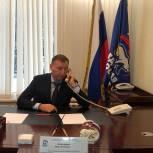 Обращения дагестанцев рассмотрел депутат Госдумы Заур Аскендеров