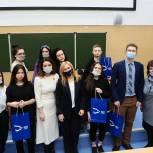 Учащиеся тюменского колледжа узнали о подвиге селян в годы войны