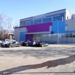 В Рязани открылся крытый ледовый каток «Айсберг»