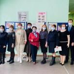 Урок по теме профилактики правонарушений несовершеннолетних провели партийцы в школе Звенигорода