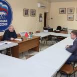 Партийцы Луховиц взяли на контроль ситуацию с подключением домов к электроэнергии в СНТ «Росинка»