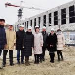 В поселках Свердловской области строятся современные школы