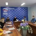 Александр Ачалов: За каждым объектом благоустройства ведется партийный и депутатский контроль