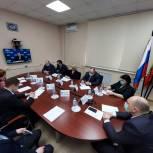 Единороссы открыли серию обсуждений реализации нацпроектов
