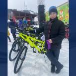 Павел Федяев передал велосипеды в детские дома Кузбасса
