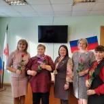 В Слободском отметили успехи активных жительниц района