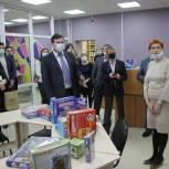 Детскую библиотеку открыли в Егорьевске после капитального ремонта