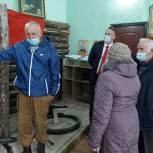 В городе Фокино Брянской области «Единая Россия» организовала экскурсию для бывших узников концлагерей