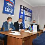 Сергей Попов встретился с валуйчанами в рамках «Дня депутата»