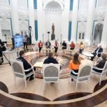 «Единая Россия» в условиях пандемии объединила волонтеров по всей стране