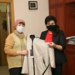 Людмила Шашенкова выполнила просьбу мамы ребенка-инвалида
