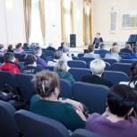 Оксана Козловская обсудила с активом Асиновского района ход реализации на территории национальных и региональных проектов