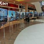 В Тобольске открылась первая фотовыставка в лентикулярном стиле