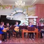 Единороссы и сторонники партии организовали концерт в Воскресенске