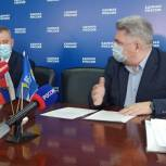 Вячеслав Дамдинцурунов стал первым кандидатом, подавшим документы на участие в Предварительном голосовании-2021