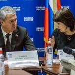 Рахим Азимов отчитался о работе на заседании Слободской городской думы