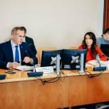 Областные депутаты одобрили ходатайство на получение Тюмени звания «Город трудовой доблести»