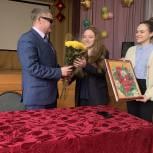 Владимир Вшивцев отчитался о работе в 2020 году перед педагогами и родительским активом Дороховской школы